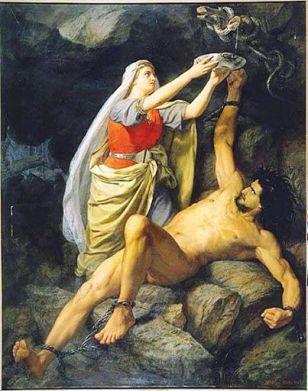 Mårten Eskil Winge, Loki, 1890