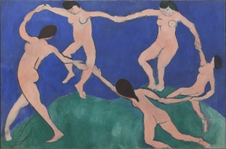 Henri Matisse, Dance, 1909