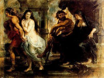 Orfeo y Eurídice, P.P. Rubens, 1636-7