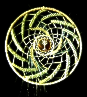 Corn Spirit Web, Positively Pagan