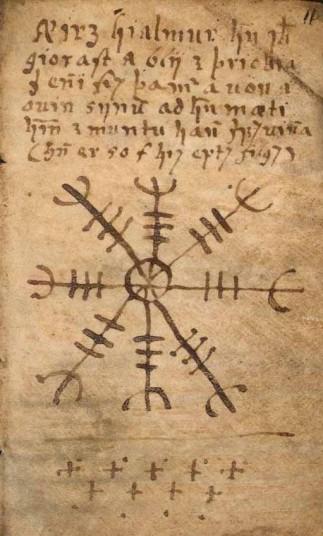 Ægishjálmur, museo de la brujería de Islandia