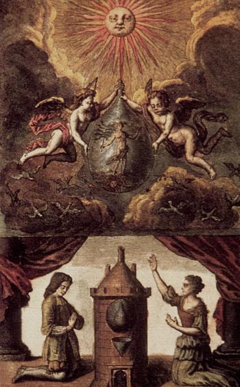 Mutus Liber, VIII, 1677