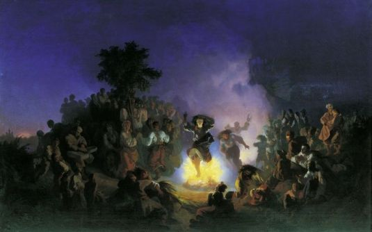 Kupala Night, Ivan Sokolov