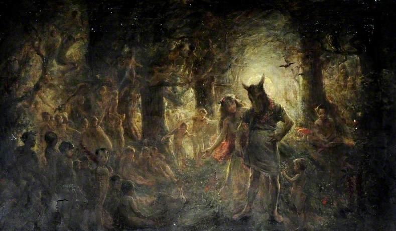 Robert Fowler, A Midsummer Night's Dream, 1900