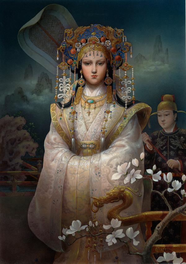 Turandot, por Kinuko Y. Craft