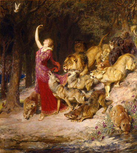 Briton_Rivière, Aphrodite, 1902